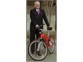 Original EV Global 24V ebike Designed and Sold By Lee Iacocca Bullet Proof DOT Certified 15mph1
