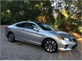 2013 Honda Accord Silver coupe EX-L leather great condition 1950000 706-830-2726