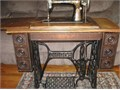 Antique 1910 Singer Sewing Machine Family heirloom Good Condition Please CASH ONLY 30000 OBO