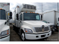 2009 Hino 338 24ft Refrigerated Straight Truck Model 338 Diesel 241887 MilesManual Tran