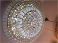 Brand new Crystal chandelier never used