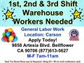 Forklift Drivers  General Warehouse Workers Needed NOW 1st 2nd and 3rd Shift available to start A