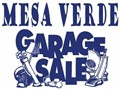 Mesa Verdes GIGANTIC 34th Annual Garage Sale with more than 150 participating sales and bargains ga