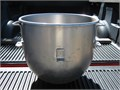 Attachments and two stainless steel mixer bowls for a 20 quart Hobart Dough Mixer  I am also intere