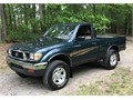 1995 Toyota Tacoma 34 liter V6 engine and the 5 speed manual transmission shifts perfectlyFor more
