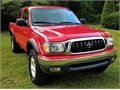 Up for sale is this beautiful example of the legendary Toyota Tacoma that drives as good as it looks