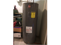 Rheem 80 gal Residential Electric Water Heater 240v 4500w Used 4 yrs in new home Excl condition w