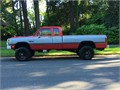1992 Dodge Ram W250 Club Cab 4x4 12-Valve 59L Cummins Diesel First Gen Lifted Rust FreeFor more pi