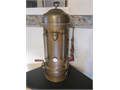 old T J TOPPER COMMERCIAL Coffee Maker  Urn great condition lots of patina no dents from the 30
