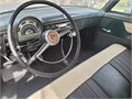 53 Ford Victoria is not running has 350 automatic  almost new Coker radial wide whites interior is
