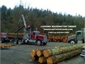 FIREWOOD SALES We deliver Self Loader Logging Truck Loads of logs For Sale fir hemlock alder maple