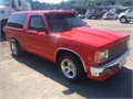1988 GMC S15 Jimmy Has been restored from bumper to bumper 400 small block with