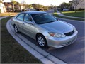 2002 Toyota Camry LE Used 107000 miles Private Party Sedan 4 Cyl Excellent condition Clean ti