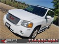 2005 GMC yukon  denali Used 132458 miles Dealer SUV 8 Cyl White Black Excellent cond Auto