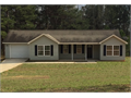 Sparta nice 3 bedroom 2 bath home with new paint carpet etc Large lot and Great location Pric