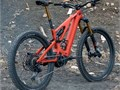 E-trail bike with 150mm rear and 160mm front travel700Wh battery for up to 55 hours of riding tim