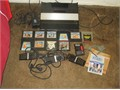 ATARI 5200 4-Player Model 10 GAMES Defender Congo Bongo Super Cobra Ms Pac-Man Missile Comman