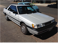 1989 Nissan Sentra Used 117200 miles Private Party Coupe 4 Cyl Silver Gray Good cond Manual