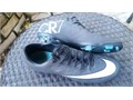 Nike Mercurial CR7 FG cleatfs size 5 youth Used Good condition