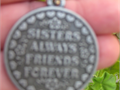 Sisters Always Friends Forever key ring Picture online Yucaipa 500 909-795-5207