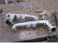 I have left  right exhaust manifolds off my 1967 dodge charger there in great shape  call 951 569 5