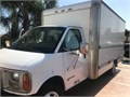 GMC SAVANA CUTAWAY 3500 FOR SALEyear 2001motor 57 V8 Gasolinemiles 163000 original 15 F