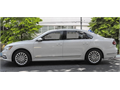 2017 VW Passat TSi fully loaded whitetan leather 4257 KM A-1 Condition Clean Title Leased Vehicl