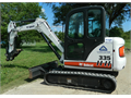 2009 Bobcat 335G Two way auxiliary hydraulics24L four cylinder turbo diesel engineSTDISO control