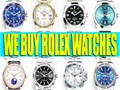 I Buy all Rolex watches Free Appraisals Please message me if youre interested in selling your Rol