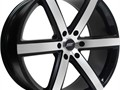 Brand new set of Cadillac Escalade wheels The Size is 22x95 6x55 25mmBrand BBYModel Bar