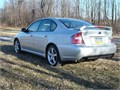 2005 Subaru Legacy GT Used 60200 miles Private Party Sedan 4 Cyl Silver Black Excellent cond