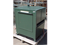 Circulating commercial size water chiller Unit was built for military by Aquanetics We believe it