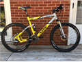 2001 Giant NRS1 XTC mountain bike Has new tires Has been used but not abused Front and rear shock