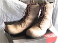 diesel etienne boots with worn rugged look in near new condition Cost 20000 Size 115