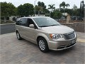 Chrysler Town and Country mini-van Beige exterior and interior Van is in excellent condition and h