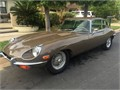 1969 Jaguar E Type 22 Original brown color with original tan interior Automatic transmission 42