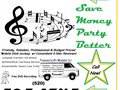 Mobile Disk Jockey with Consistent 5 Star Reviews Priced to fit any budget Twice the service for h