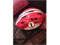 Boys Bike-Scooter Helmet  Pretty Red  Black 1 to keep your Special Boy SAFE  STAR Brand CHILD