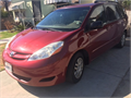 2009 Toyota Sienna Used 83119 miles Red Good cond Auto 4 Doors  1050000 424-298-7728