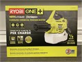 NEW RYOBI ONE 18V Cordless Chemical Fogger 20Ah Battery  Charger