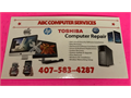 ABCS OF COMPUTER REPAIRDo you have a Computer Phone or Tablet thats broken or Loaded with