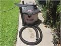 Big Craftsman Shop Vac wetdry indoor  outdoor 16 gallon tank with bottom drain great condition