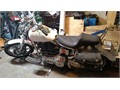 good looking bike with strong running engine      has screaming eagle heads  mikuni carb  Andrews ca