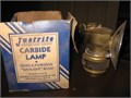 Vintage Brass Miners Carbide Lamp Lantern Light No 2-840 Streamlined JUSTRITE Asking 20