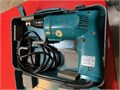 Makita Drywall Screwdriver Model 6820V has instruction manual and case Single owner nonsmoking ho