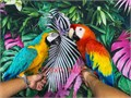 Beautiful Tame Blue  Gold Macaw for 3500 and Baby Scarlet Macaw for 6200 Now Shipping Nationwid