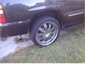 RIMS  TIRES 4  - 4-6 lugs  Size 305  35 R 24  112 vxl  Asking 70000 all   323-376-6355 geo