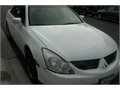 2004 Mitsubishi Diamante LS Used 139000 miles Private Party Sedan 6 Cyl White Gray Good cond