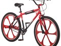 Brand New in Box 26 BMX with Mag wheels Bike for sale 325 OBOBMX inspired colored tires handle