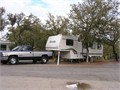 1996 Alpenlite 5th wheel Anniversary Edition Trim 27 foot with single slide out rear kitchen twin